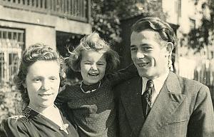 Familienfoto klein