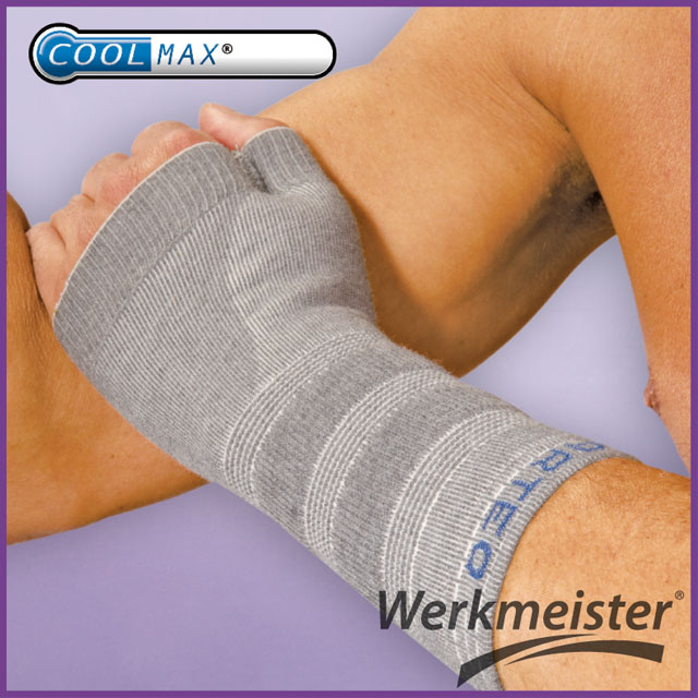 Werkmeister Arteo® Aktiv Handgelenksbandage
