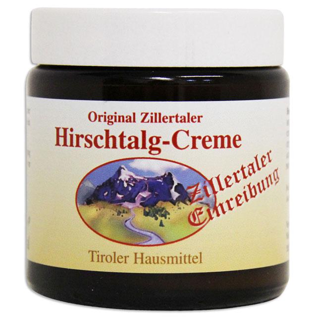 Original Zillertaler Hirschtalg-Creme 100 ml (89,00EUR/1l)